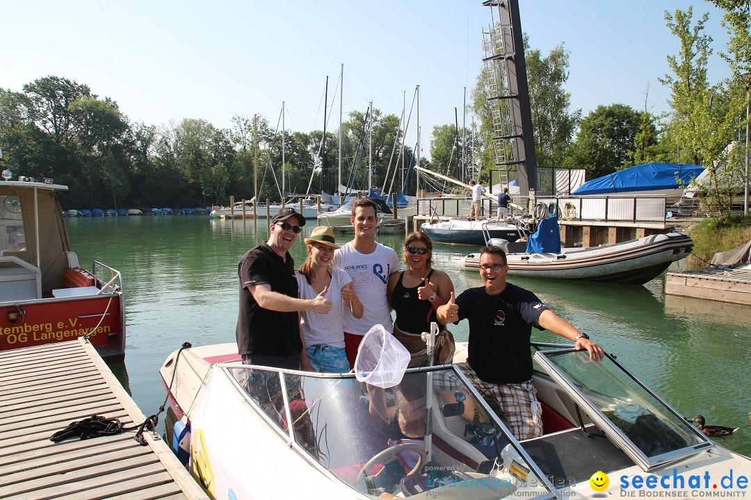 Boot-Begleitfahrten über den Bodensee mit BODENSEEBOOT.DE