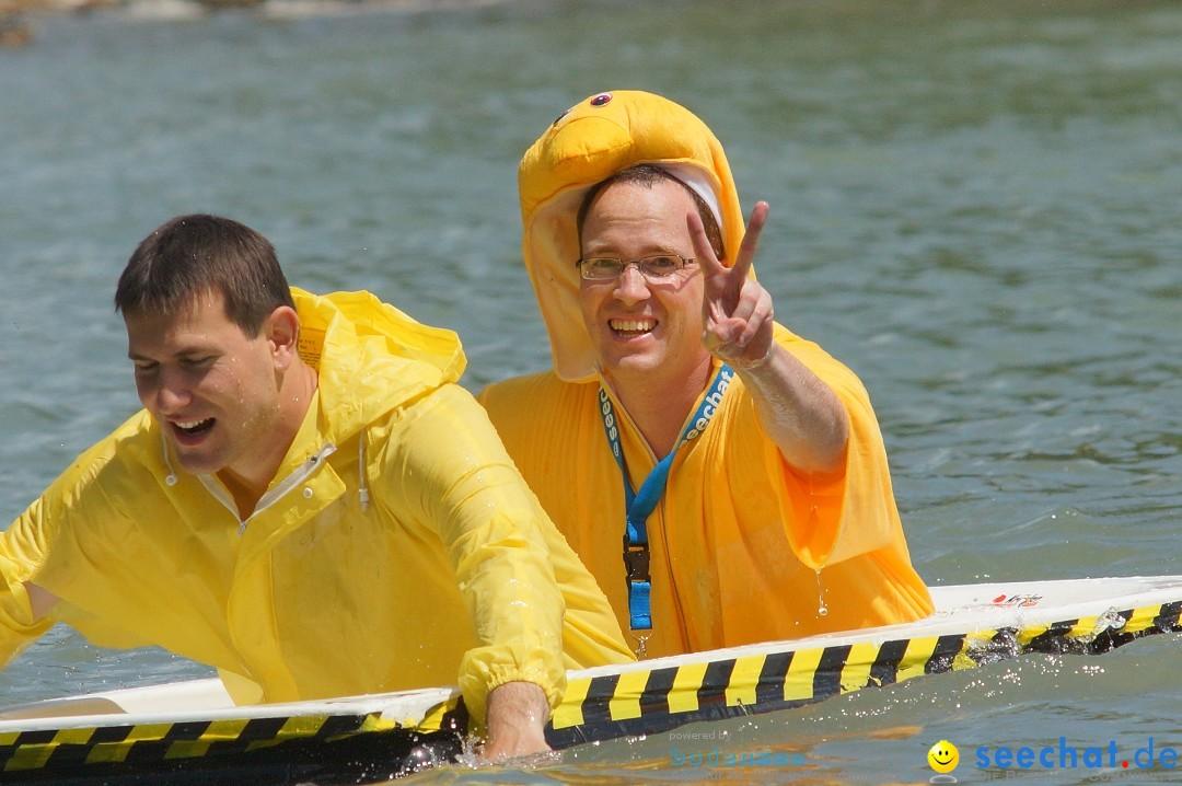 Badewannenrennen 2012