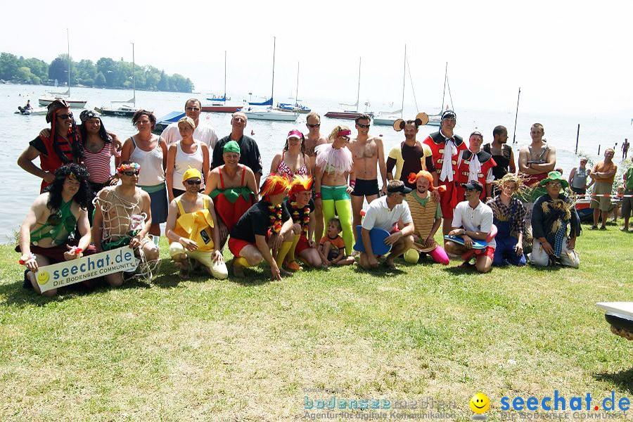 Badewannenrennen 2010