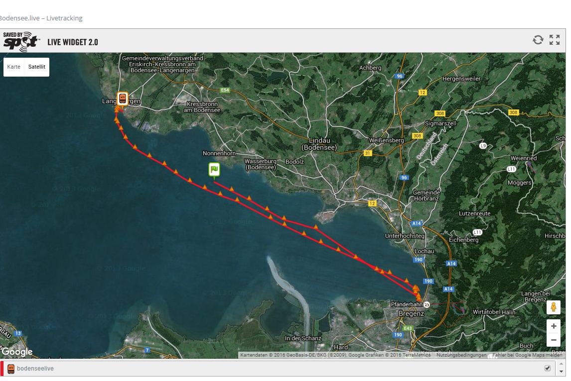 Flottensternfahrt, Bodensee.live