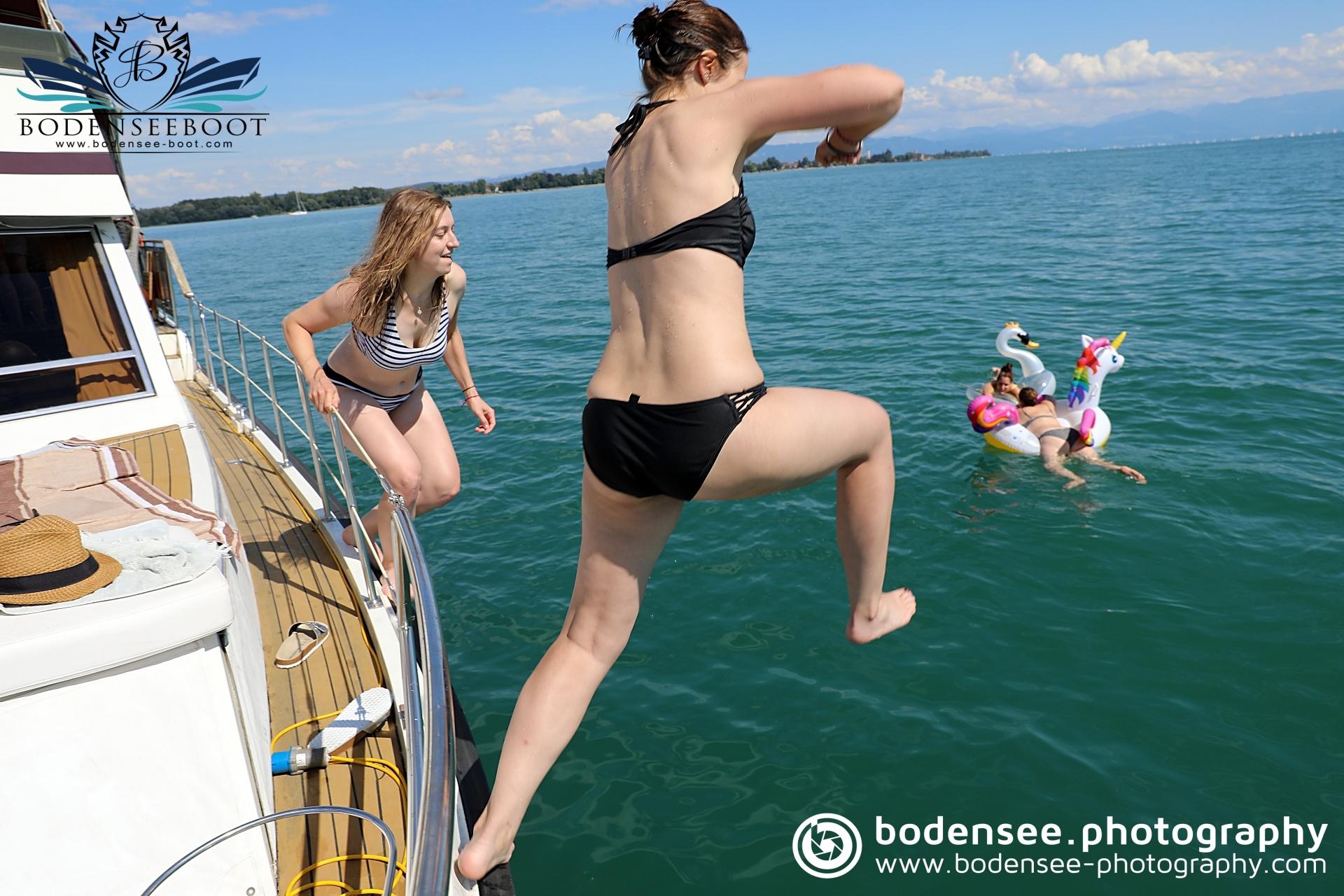 Junggesellinnenabschied Bodensee