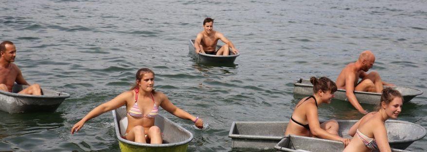 Badewannenrennen 2014