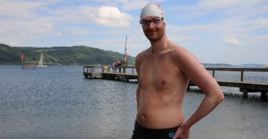Patrick Hotz – Bodensee-Längsquerung 2014